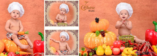 Gói chụp ảnh cho bé yêu tại Chérie Studio - Chỉ với 990.000đ - 8