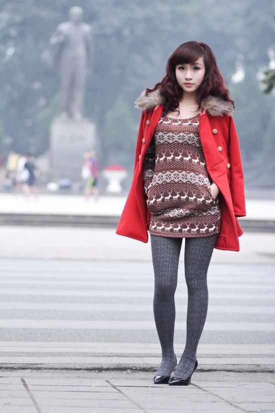 Quần tất len cao cấp - Cho bạn gái thêm ấm áp mà vẫn tự tin và quyến rũ - 3