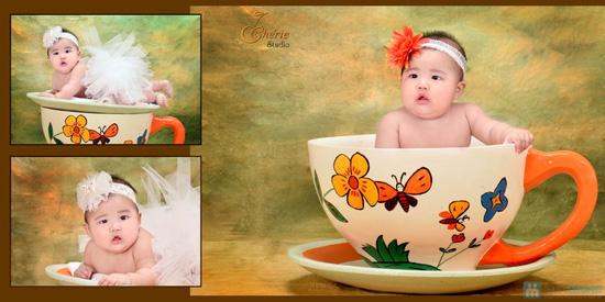 Gói chụp ảnh cho bé yêu tại Chérie Studio - Chỉ với 990.000đ - 11
