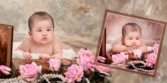 Gói chụp ảnh cho bé yêu tại Chérie Studio - Chỉ với 990.000đ - 1