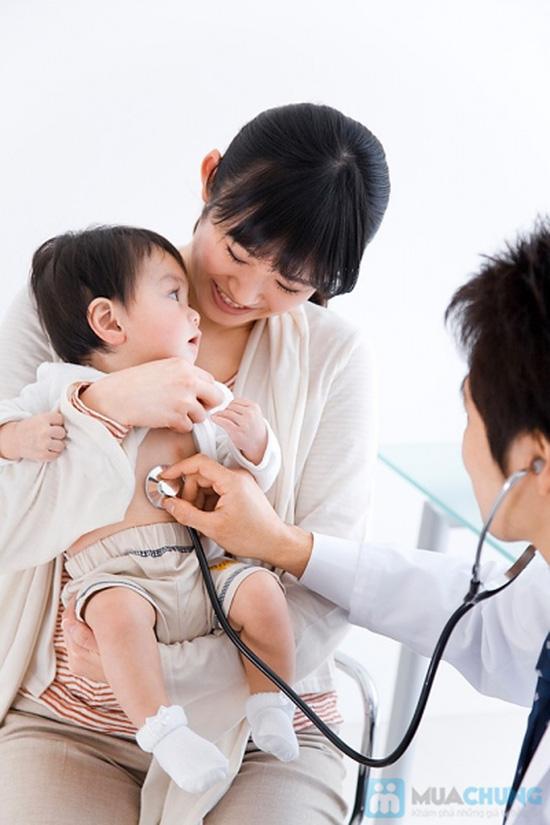 Gói khám nhi tổng quát 10 hạng mục quan trọng tại Phòng khám đa khoa Việt Hàn - Chỉ với 250.000đ - 12