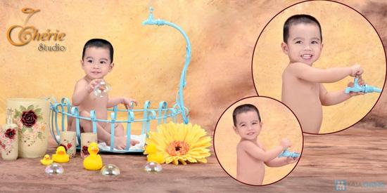 Gói chụp ảnh cho bé yêu tại Chérie Studio - Chỉ với 990.000đ - 5