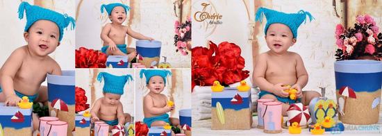 Gói chụp ảnh cho bé yêu tại Chérie Studio - Chỉ với 990.000đ - 3