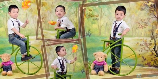 Gói chụp ảnh cho bé yêu tại Chérie Studio - Chỉ với 990.000đ - 15