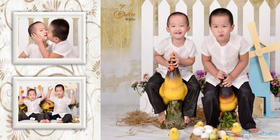 Gói chụp ảnh cho bé yêu tại Chérie Studio - Chỉ với 990.000đ - 13