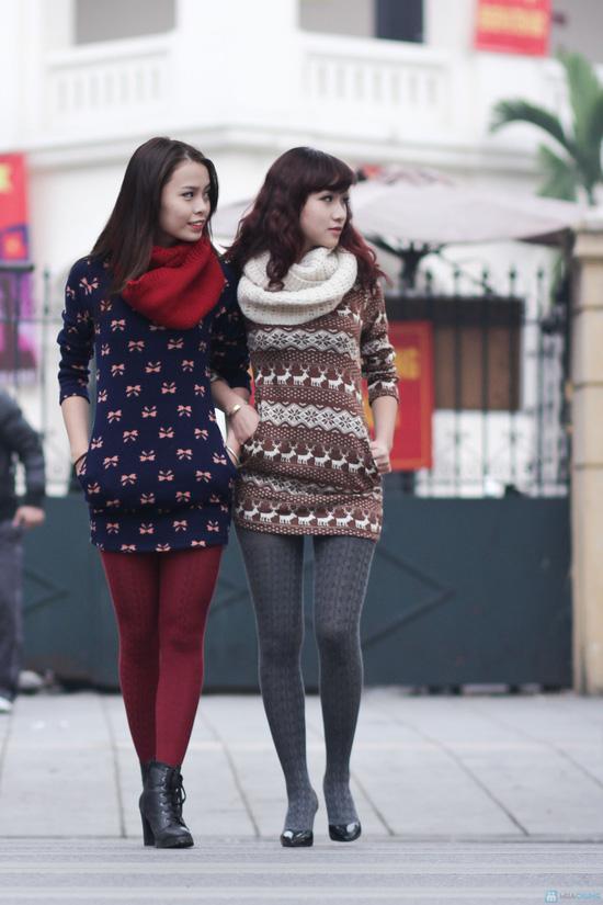 Quần tất len cao cấp - Cho bạn gái thêm ấm áp mà vẫn tự tin và quyến rũ - 4