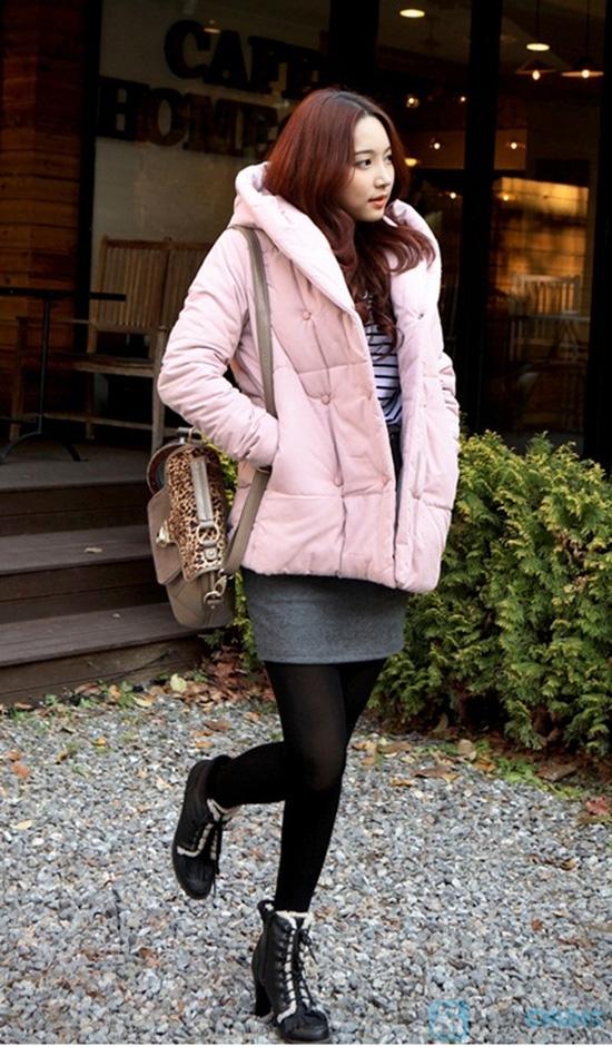 Quần tất lót nỉ Fashion Tights Hàn Quốc dầy dặn, êm ái - Chỉ với 95.000đ/ 01 chiếc - 9