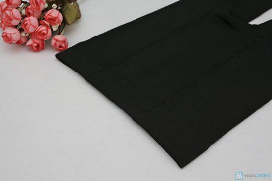 Quần tất lót nỉ Fashion Tights Hàn Quốc dầy dặn, êm ái - Chỉ với 95.000đ/ 01 chiếc - 4