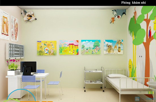 Gói khám nhi tổng quát 10 hạng mục quan trọng tại Phòng khám đa khoa Việt Hàn - Chỉ với 250.000đ - 6
