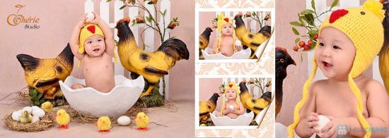 Gói chụp ảnh cho bé yêu tại Chérie Studio - Chỉ với 990.000đ - 4
