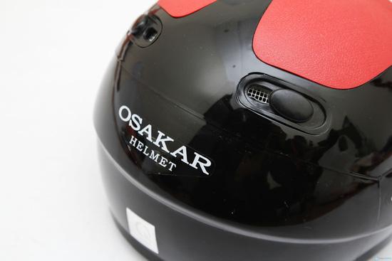 Mũ bảo hiểm Osakar - 5