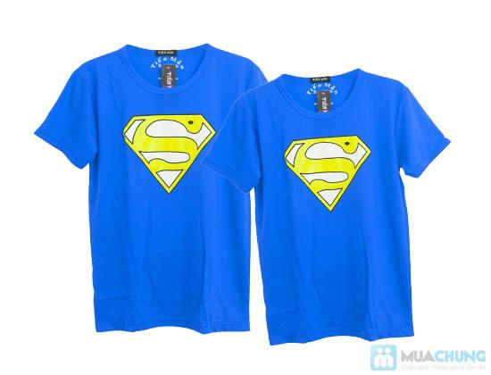 Áo cặp superman cho nam và nữ - Chỉ 115.000đ - 8