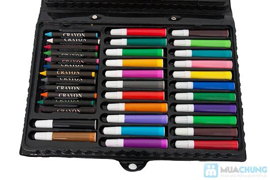 Hộp bút chì màu 86 món - Cùng phát triển tài năng hội họa của trẻ - Chỉ 88.000đ/01 hộp - 5