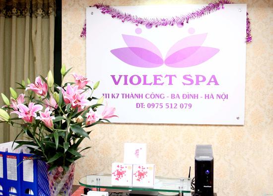 Đặc trị nếp nhăn sâu, nâng cơ, chống chảy sệ trẻ hóa da mặt tại Violet Spa - Chỉ với 145.000đ/ 01 buổi - 2