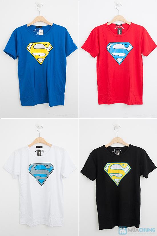 Áo cặp superman cho nam và nữ - Chỉ 115.000đ - 9
