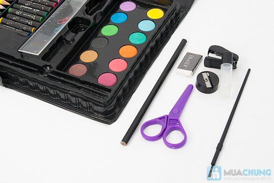 Hộp bút chì màu 86 món - Cùng phát triển tài năng hội họa của trẻ - Chỉ 88.000đ/01 hộp - 6