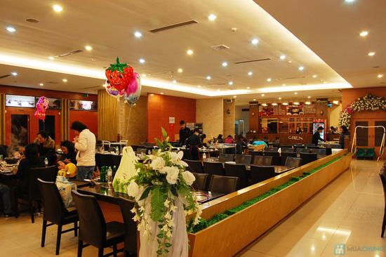 Lẩu vịt Miền Tây, Tamoza, xúc xích Đài Loan nướng, bánh tôm tại Nhà hàng CHEN - Chỉ 480.000đ - 22