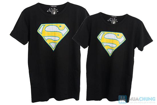 Áo cặp superman cho nam và nữ - Chỉ 115.000đ - 7