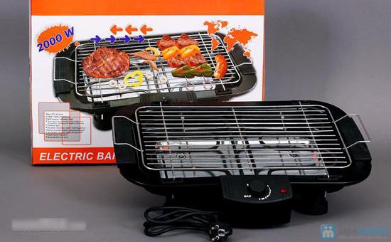 Bếp nướng điện không khói Electric Barbercue Grill -