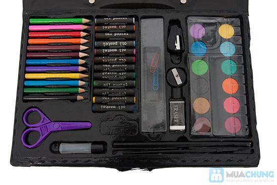 Hộp bút chì màu 86 món - Cùng phát triển tài năng hội họa của trẻ - Chỉ 88.000đ/01 hộp - 3