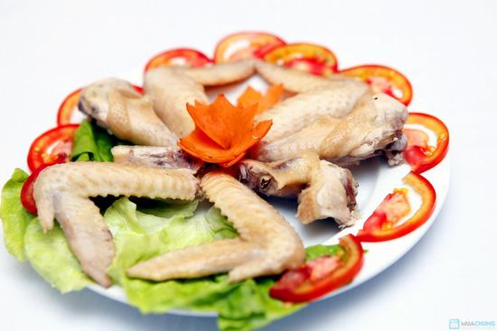 Set ăn tại Nhà hàng Minh Long - 3