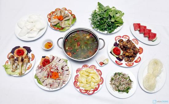 Set ăn tại Nhà hàng Minh Long - 1