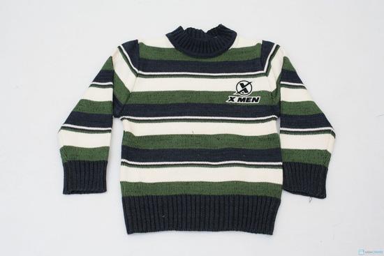 Áo len cổ tròn cho bé - Ấm áp và xinh xắn - Chỉ với 65.000đ - 13