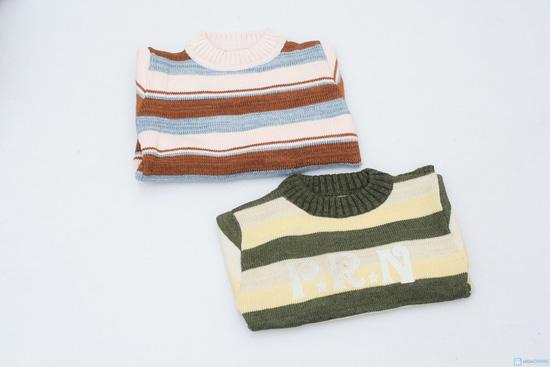 Áo len cổ tròn cho bé - Ấm áp và xinh xắn - Chỉ với 65.000đ - 16