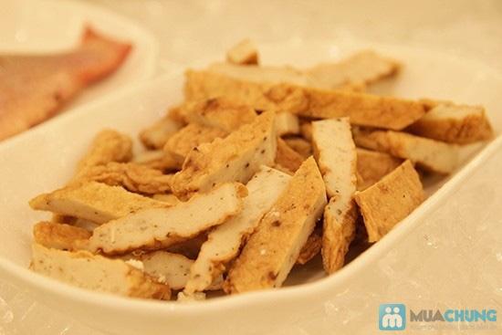Buffet nướng & lẩu hải sản tại nhà hàng BBQ House - Chỉ 252.000đ/ 01 người - 2