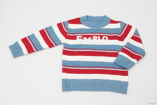 Áo len cổ tròn cho bé - Ấm áp và xinh xắn - Chỉ với 65.000đ - 10