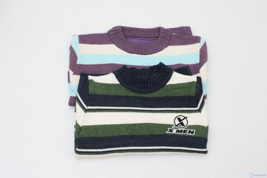 Áo len cổ tròn cho bé - Ấm áp và xinh xắn - Chỉ với 65.000đ - 17