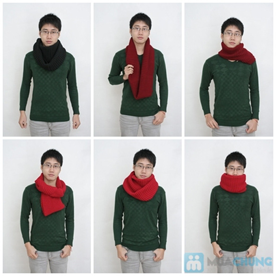 Khăn thời trang Nam - 3