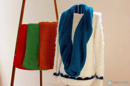 Khăn len ống thời trang - Chỉ với 98.000đ - 3