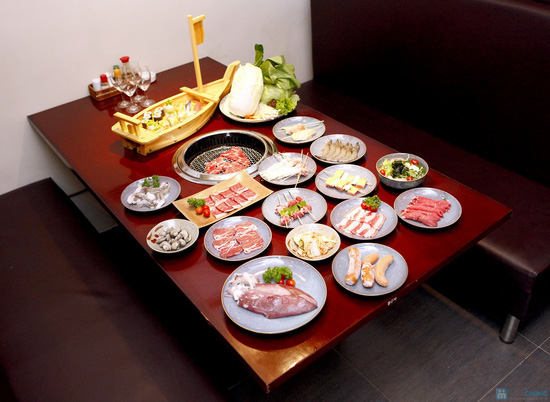 Buffet Nhật nhà hàng KOTO - 1