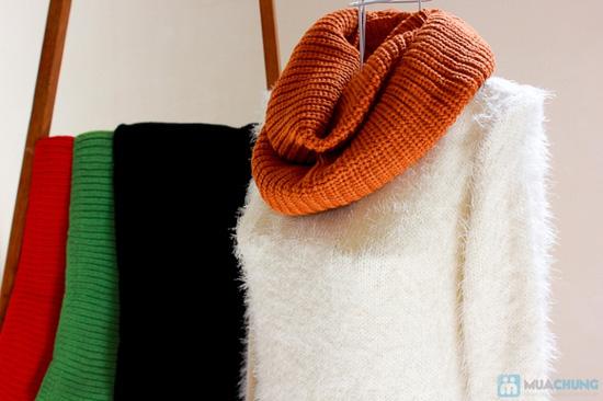 Khăn len ống thời trang - Chỉ với 98.000đ - 2