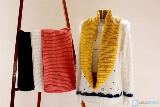 Khăn len ống thời trang - Chỉ với 98.000đ - 1