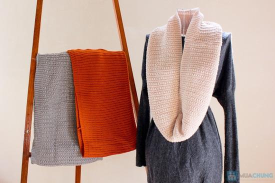 Khăn len ống thời trang - Chỉ với 98.000đ - 4