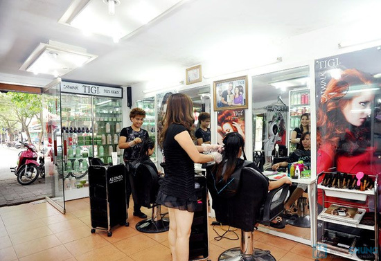 Voucher làm tóc tại Salon Linh Blue - Chỉ với 280.000đ - 6
