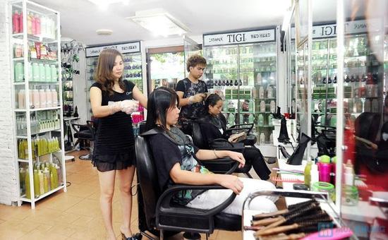 Voucher làm tóc tại Salon Linh Blue - Chỉ với 280.000đ - 5