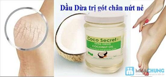 Dầu dừa Coco Secret 500ml - Chỉ 90.000đ - 6