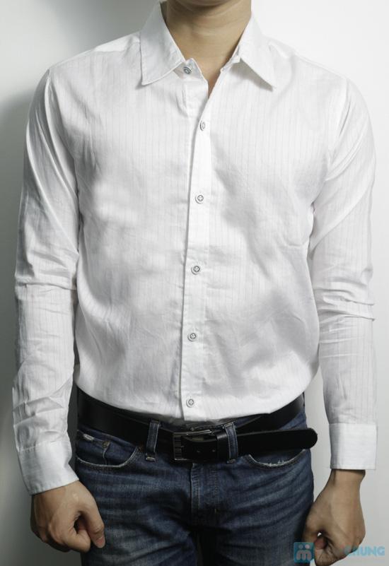 Áo sơ mi nam thời trang Alamode - Chỉ 110.000đ/01 chiếc - 1