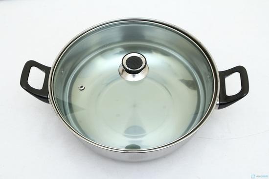 Image result for nồi kèm bếp từ