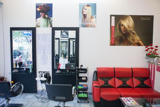 Chọn 1 trong 3 gói: Cắt + Hấp+ Ép/ Uốn/ Nhuộm tại Toàn Hair Salon- Chỉ 285.000 đ - 6