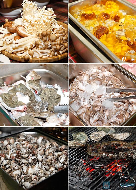 Ăn thoải mái với buffet tối lẩu và nướng tại NH Hương Đồng - Chỉ 128.000đ/ 01 người - 3