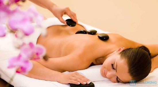 Thư giãn tinh thần với dich vụ massage body đá nóng hoặc massage body tinh dầu gừng tại Eva Spa - Chỉ 90.000đ - 1