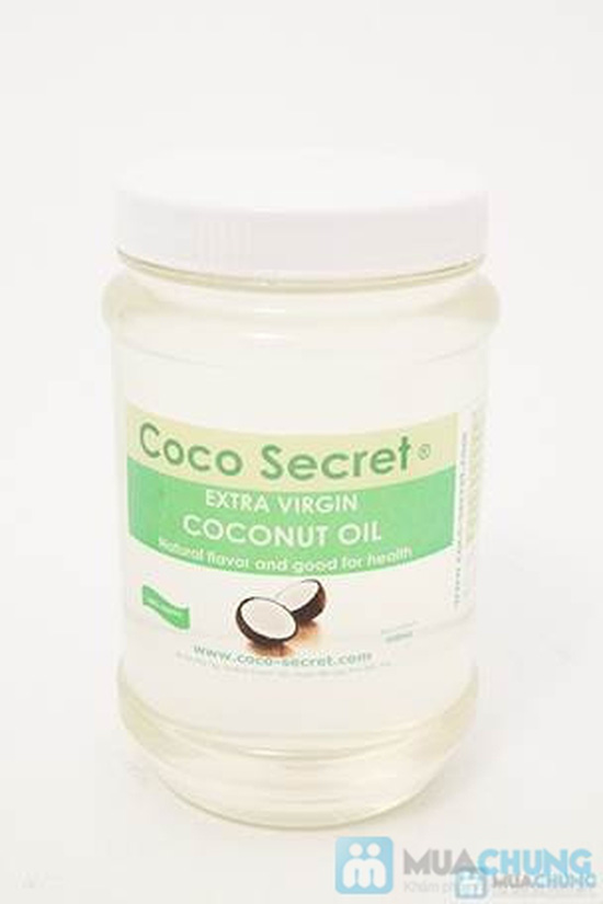 Dầu dừa Coco Secret 500ml - Chỉ 90.000đ - 8