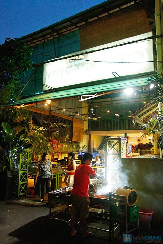Ăn thoải mái với buffet tối lẩu và nướng tại NH Hương Đồng - Chỉ 128.000đ/ 01 người - 8