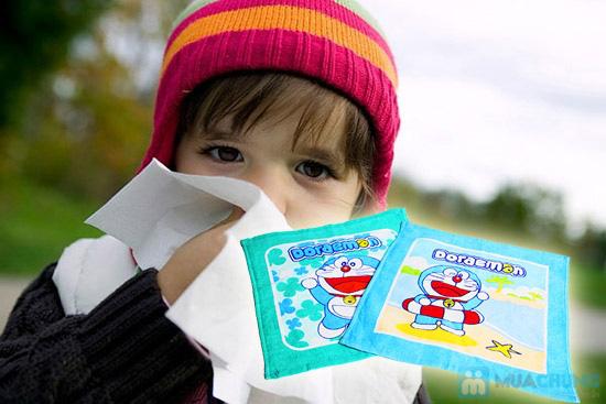 Khăn mặt cotton mềm mịn - Vệ sinh hàng ngày cùng bạn - Chỉ 65.000đ/04chiếc - 5