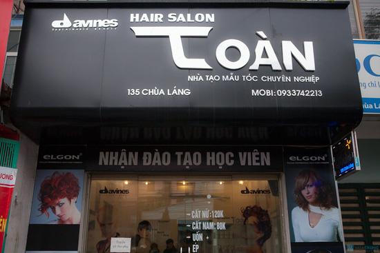 Chọn 1 trong 3 gói: Cắt + Hấp+ Ép/ Uốn/ Nhuộm tại Toàn Hair Salon- Chỉ 285.000 đ - 1