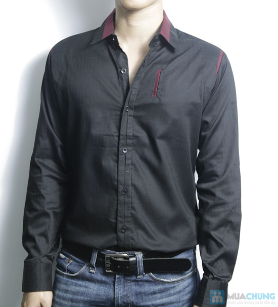 Áo sơ mi nam thời trang Alamode - Chỉ 110.000đ/01 chiếc - 3